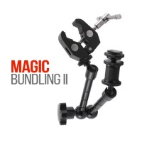 Magic Arm 11 Inch With Super Clamp