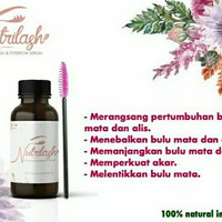 Nutrilash Serum Penebal Bulumata (Best Seller)