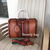 bbf557da196 Jual Ready tas bag Gucci Speedy LEATHER MIRROR - coklat Murah