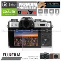 Fujifilm X-T100 XT100 XF10 Tempered Glass Screen Protector Anti Gores