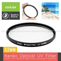 Kenko UV Filter 52MM for M3 Fuji XA5 XA20 XT100 Etc w Lens Kit 15-45MM