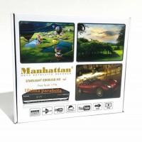 Harga Receiver Manhattan Travelbon.com