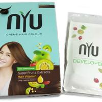 NYU Hair Colour (Burgundy)