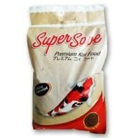 super save supersave makanan pakan pelet ikan koi 5kg 5kg