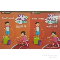 My pals are here maths 6A-6B Pupil's Book 3rd Edition