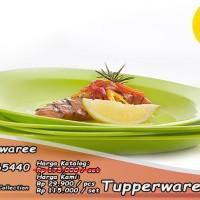 Tupperware Blossom Plate Piring Saji Piring Makan Tupperware