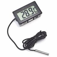 thermometer digital probe termometer pengukur suhu waterproof murah