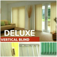 Vertical Blind DELUXE si / Tirai / Gorden / Gordyn kualitas terbaik