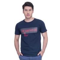 METALIZER 7005 Tumblr Tee T-Shirt Kaos Cowo Katun Premium Navy