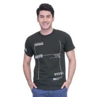 METALIZER 7008 Tumblr Tee T-Shirt Kaos Cowo Katun Premium Hijau Tua