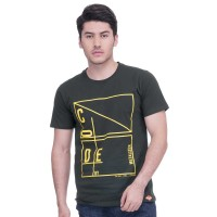 METALIZER 7009 Tumblr Tee T-Shirt Kaos Cowo Katun Premium Hijau