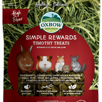 Oxbow Simple Rewards Timothy Treats 60gr Snack Kelinci Marmut Hamster