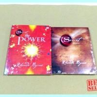 BESTDEAL / Paket Buku The Power dan The Secret . Rhonda Bryne .