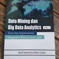 Data Mining dan Big Data Analytics