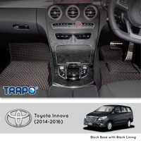 Karpet Mobil Eva Premium Toyota Innova (2014-2016) Trapo Indonesia