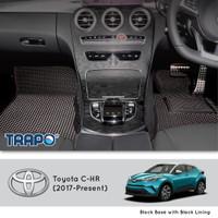 Karpet Mobil Eva Premium Toyota C-HR (2017-Sekarang) Trapo Indonesia