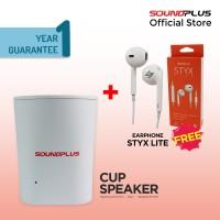Soundplus - Cup + Lite (Bundle) / Speaker / Earphone / Promo
