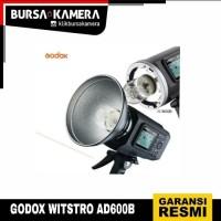 GODOX WITSTRO AD600 B /AD600B SUPPORT TTL