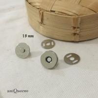 Kancing Magnet 13 mm Nikel