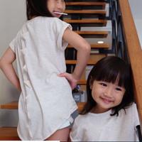 Fashion Anak Perempuan Atasan Drakania