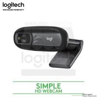 Logitech C170 Webcam Garansi 1 Tahun