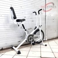 Sepeda Statis FC Platinum Bike FC-788N Sandaran - Fitnes Olahraga
