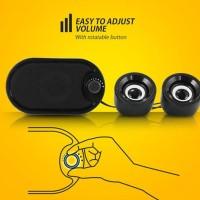 Harga new hot robot speaker portable rs170 for pc laptop smartphone | Pembandingharga.com