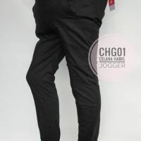 Celana Hamil Jogger CHG01