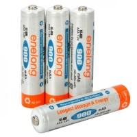 Enelong Baterai Cas Ni-Mh AAA 900mAh 4PCS - HR03 / MN2400