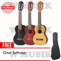Yamaha Gitar Mini GL-1 / GL1 / Guitalele (Tersedia 3 Warna) + Softcase - Black