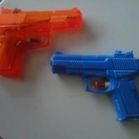 Mainan Pistol Air Size S Model Jadul (Mainan Jadul Generasi 90an)