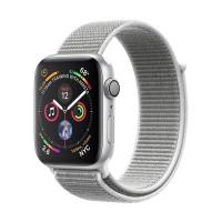 Apple Watch Series 4 - GPS Aluminum Case Smartwatch -Silver [44mm]