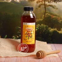 Harga raw honey madu asli 500 ml | Pembandingharga.com
