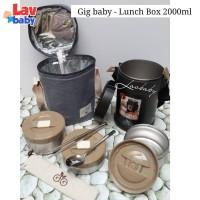 2000ml - Gig baby Premium Lunch Jar 2Lt Lunch box 2000ml