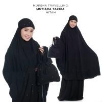 Mukena Dewasa Rayon Travelling Mutiara Tazkia