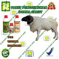 Vitamin Penggemukan Ternak Domba | Paket Vitamin Ternak Nasa