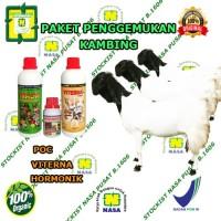 Paket Vitamin Penggemukan Kambing / Organik Nasa