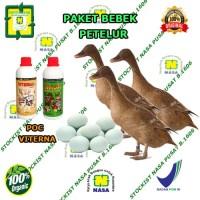 Paket Vitamin Ternak Bebek Petelur Organik Nasa