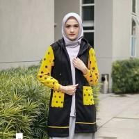 Hijacket ADEEVA ukuran All Size muslimah jaket panjang