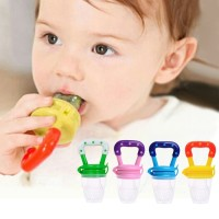 Dot Empeng Buah Bayi Unik Fruit Feeder Pacifier Mainan Gigitan Teether