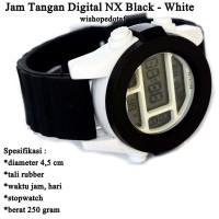 jam branded Digital NX Rubber white black