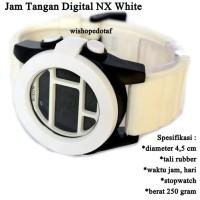 jam branded Digital NX Rubber white