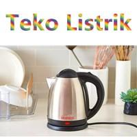 Grosir - Teko listrik 1.5L / pemanas air / kettle electric kapasitas
