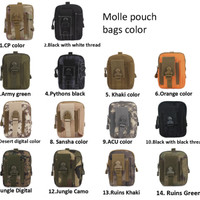 Tas pinggang Dompet /sarung Hp army 1188 (tas Gadget kecil) militer