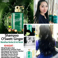 O'SWEET SINGAPORE GINGER SHAMPOO