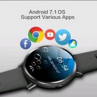 Lemfo Lem X Smartwatch 4G 8MP Camera GPS Heart Rate vs Zeblaze Limited