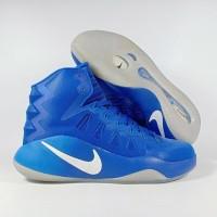 Sepatu Basket HYPERDUNK 2016 BLUE Replika Impor - Biru, 44