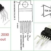tda2030 tda 2030