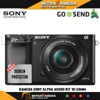 Kamera Sony Alpha A6000 Kit 16-50mm