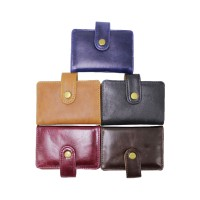 Dompet Kartu Kulit 20 Slot Premium All Colour
